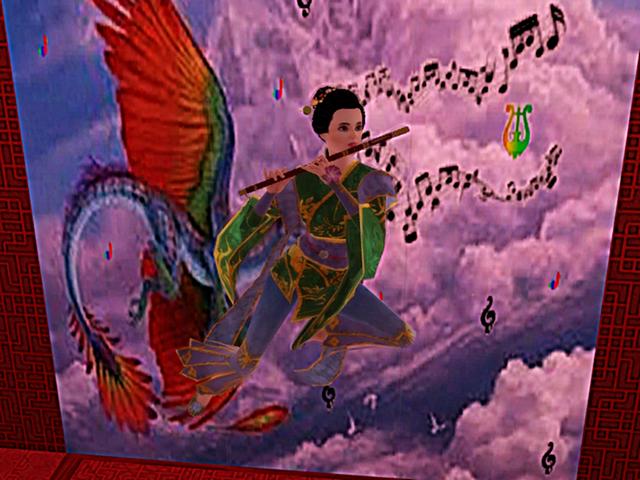 La galerie de jjArcenCiel - Page 2 Musiquetraditionnellechinoisealaflutetraversierechinoise